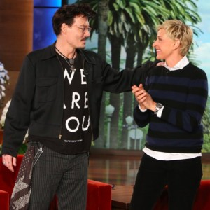 出典 http://www.popsugar.com/Johnny-Depp-Interview-Ellen-Show-April-2014-34561757